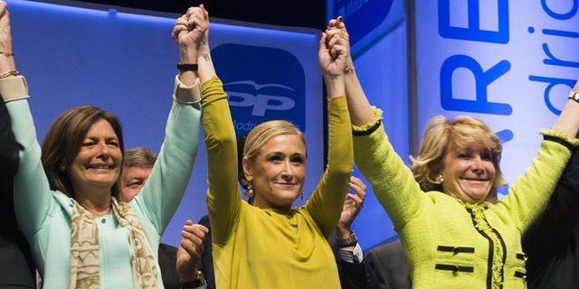 El PP presenta a su candidata en Pozuelo, Paloma Adrados