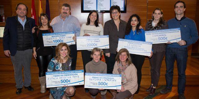 Premiados los ganadores del concurso de escaparatismo navideño de Pozuelo