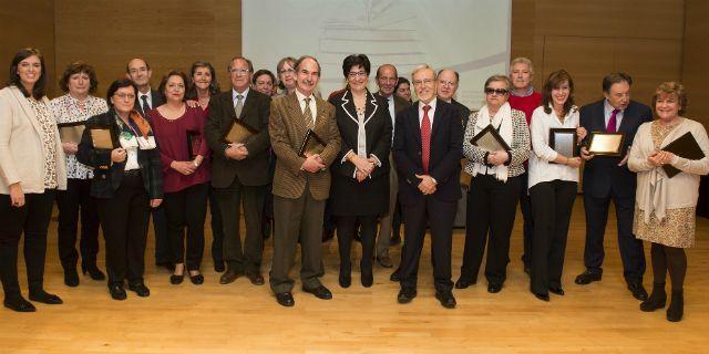 homenaje a los profesores de que se jubilan este curso - MADRID ACTUAL