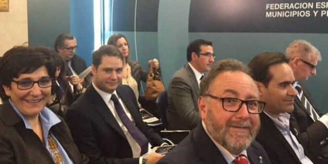 Susana Pérez Quislant se incorpora al Consejo Territorial de la Federación Española de Municipios y Provincias