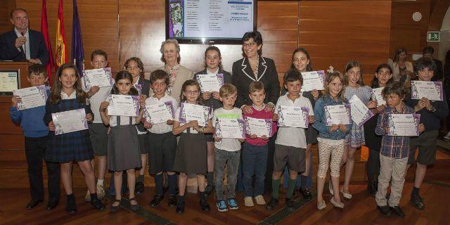 Premiados los alumnos ganadores del concurso de Poesía e Ilustración Gerardo Diego