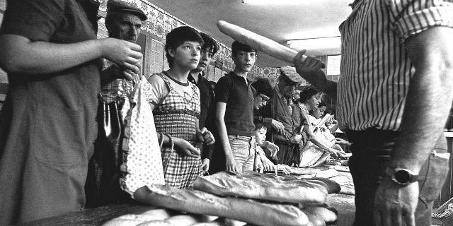 Una exposición revive a través de 39 fotos la España de 1960 a 1980