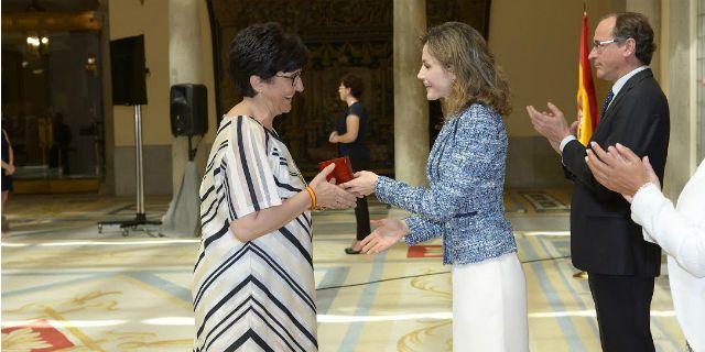 Pozuelo recibe el Premio Reina Letizia por sus políticas de atención a la discapacidad