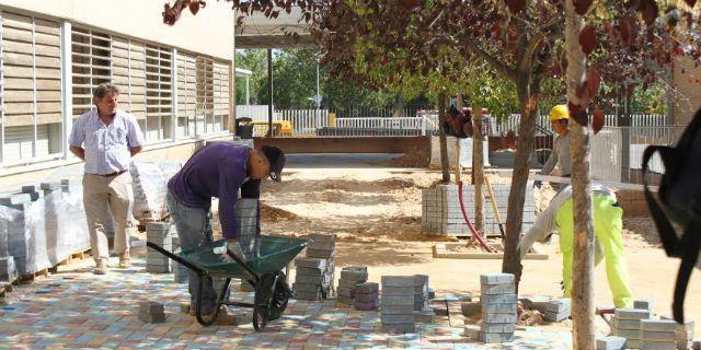Más de 100.000 euros para mejorar los colegios públicos durante el verano