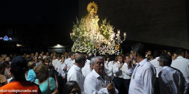 Pozuelo rinde homenaje a la Virgen de la Consolación