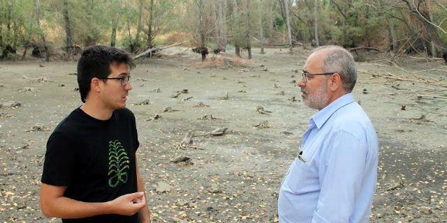 Somos Pozuelo y Podemos Madrid se unen para defender el humedal