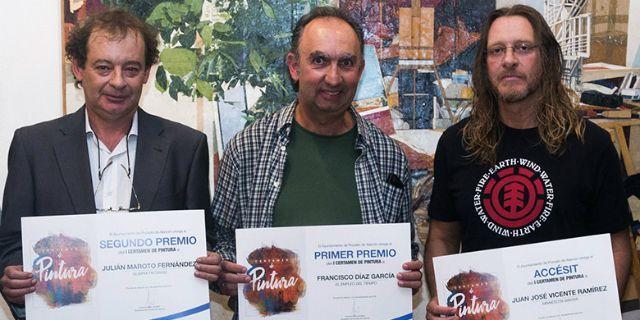 Ya se conocen los ganadores del I Certamen de Pintura de Pozuelo