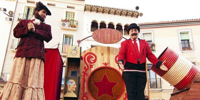 Juegos, danza ecuestre y deporte hoy martes en las fiestas de Pozuelo