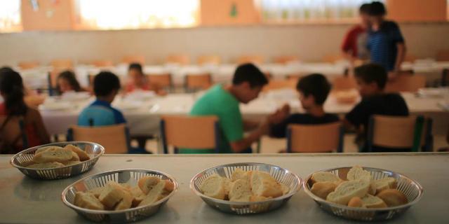 Abierto el plazo para solicitar las ayudas de comedor para los ...